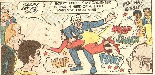 Image result for veronica spanked