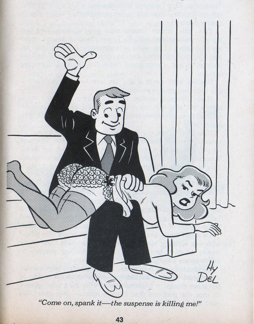 Man spank who woman